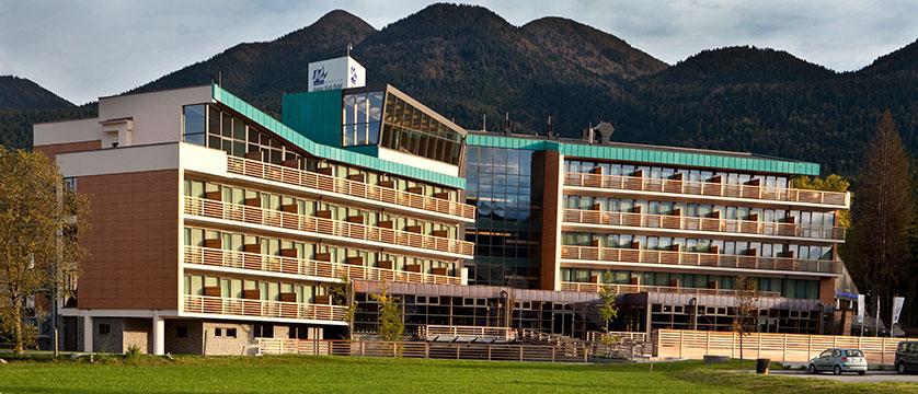 Bohinj ECO Hotel, Bohinj, Slovenia - hotel exterior.jpg